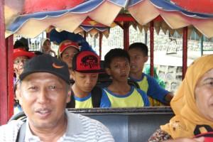 Karya wisata siwa SLB Negeri Salatiga ke Kyai Langgeng Magelang